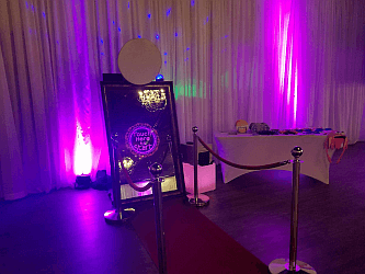 San Antonio photo booth company Remember the Time Photo Booth