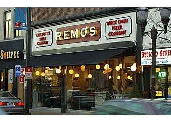 Stamford pizza place Remo's Brick Oven Pizza