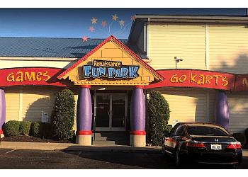 Louisville amusement park Renaissance Fun Park