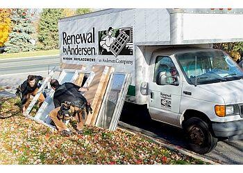 Charlotte window company Renewal by Andersen