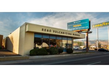 Reno car repair shop Reno Vulcanizing Auto Care and Tires