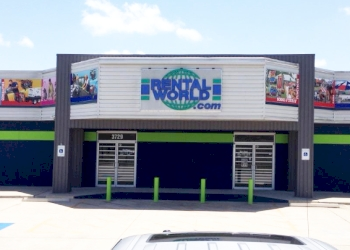 Corpus Christi event rental company Rental World, LLC.
