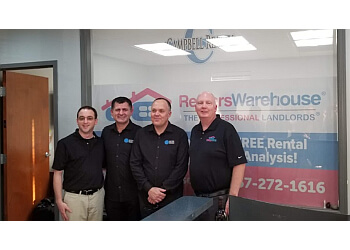 Chesapeake property management Renters Warehouse