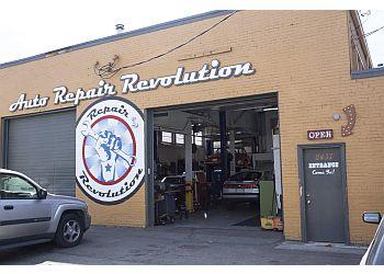 Seattle car repair shop Repair Revolution