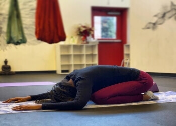 Houston yoga studio Republic Aerial Yoga