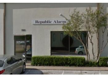 Fort Worth security system Republic Alarm