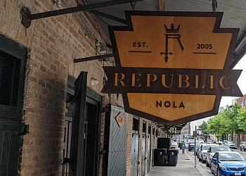 New Orleans night club Republic NOLA
