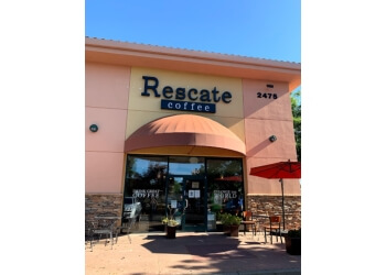 Elk Grove cafe Rescate Coffee