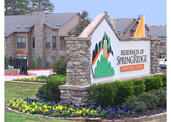Shreveport apartments for rent Residences at SpringRidge