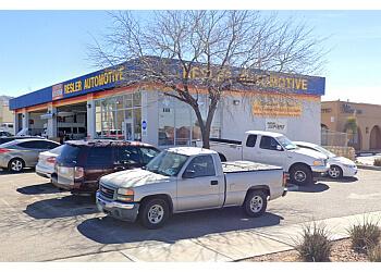El Paso car repair shop Resler Automotive