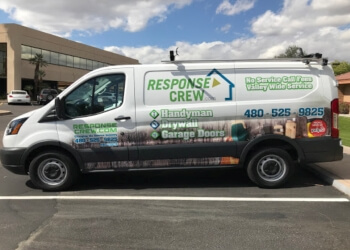 Scottsdale handyman RESPONSE CREW
