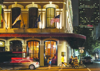 New Orleans french cuisine Restaurant August