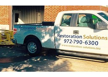 Irving carpet cleaner Restoration Solutions