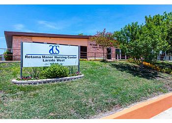 Laredo assisted living facility Retama Manor