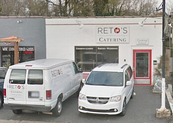 Greensboro caterer Reto's Kitchen Catering