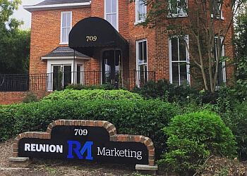 Raleigh advertising agency Reunion Marketing
