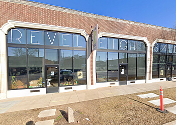 Oklahoma City hair salon Revel Eight