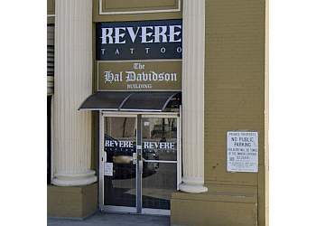 Hayward tattoo shop Revere Tattoo