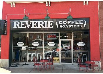 Wichita cafe Reverie Coffee Roasters