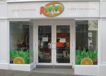 Revive Juice Bar Long Beach Ca