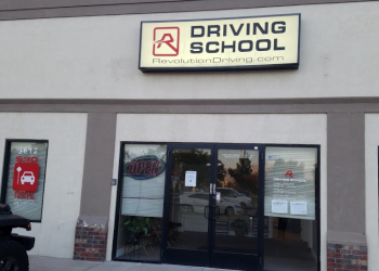 Salt Lake City driving school Revolution Driving Instruction