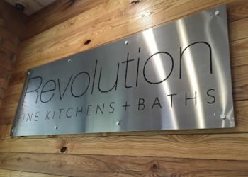 Greensboro custom cabinet Revolution Fine Kitchens + Baths, LLC