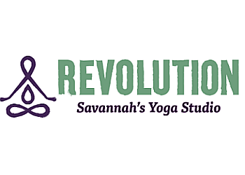 Savannah yoga studio Revolution Yoga