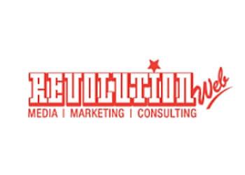 Hollywood web designer Revolution web
