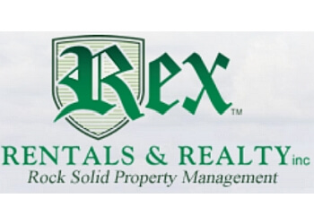 St Petersburg property management Rex Rentals & Realty, Inc.