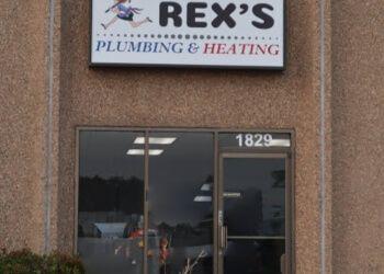 Fort Collins plumber Rex's Plumbing & Heating