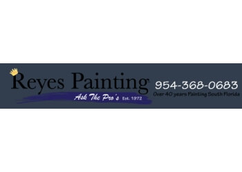 Pembroke Pines painter Reyes Painting