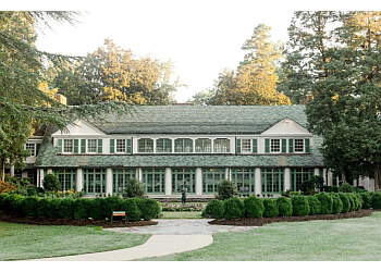 Winston Salem landmark Reynolda House Museum of American Art
