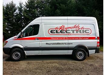 Eugene electrician Reynolds Electric, Inc.