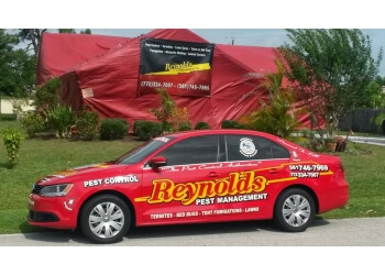 Port St Lucie pest control company Reynolds Pest Management, Inc.