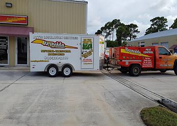 Port St Lucie pest control company Reynolds Pest Management, Inc.