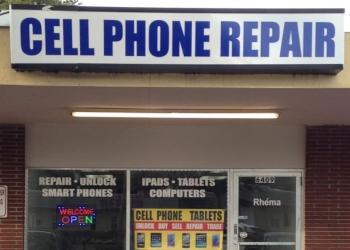 St Petersburg cell phone repair Rhema Cellular Solutions