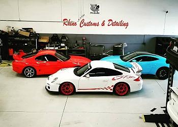 Huntington Beach auto detailing service  Rhino Customs & Detailing