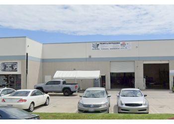Huntington Beach auto detailing service Rhino Films & Detailing
