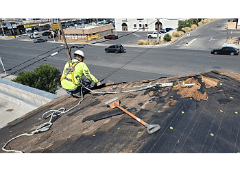 Las Vegas roofing contractor Rhino Roofing, LLC