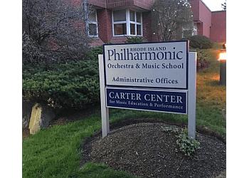 Providence music school Rhode Island Philharmonic Music School
