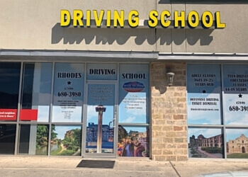 San Antonio driving school Rhodes Driving School