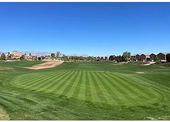 Las Vegas golf course Rhodes Ranch Golf Club