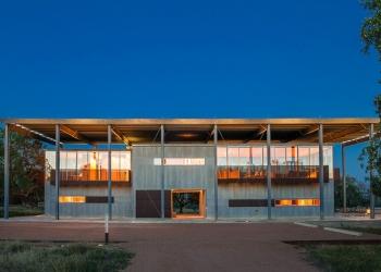 Midland residential architect Rhotenberry Wellen Architects