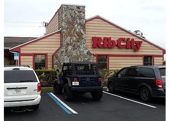 Cape Coral barbecue restaurant Rib City Grill