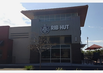 El Paso barbecue restaurant Rib Hut
