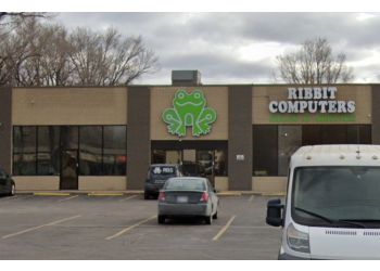 Wichita computer repair Ribbit Computers