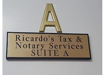 Pasadena tax service Ricardo's Tax Services