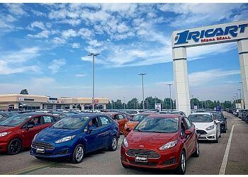 Columbus used car dealer Ricart Used Car Factory