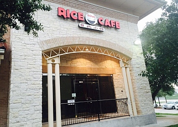 Austin chinese restaurant Rice Bowl Cafe
