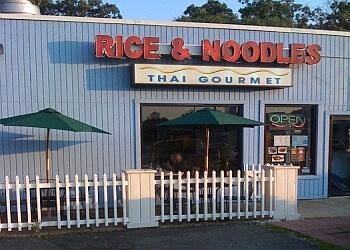Alexandria thai restaurant Rice & Noodles Thai Gourmet